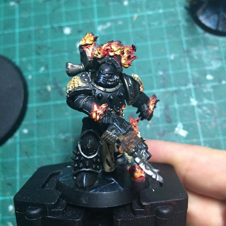 Pin by paint for the paint god on Warhammer 40k paint