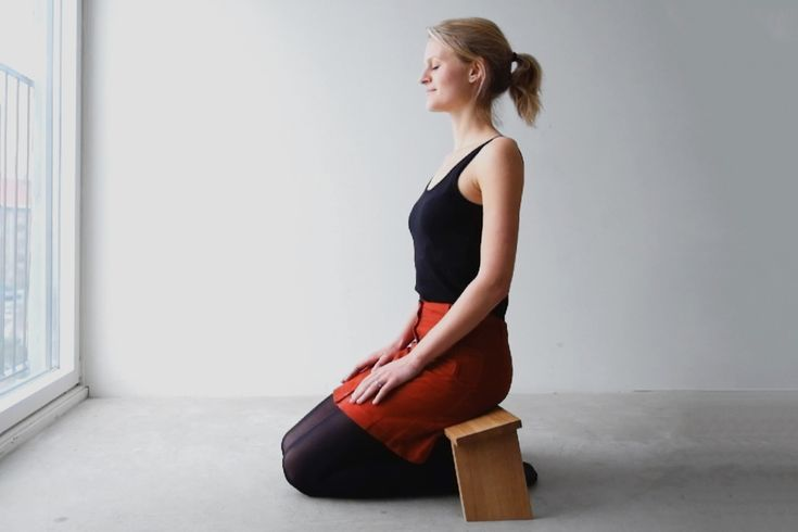 Cecilie on Sedeo Chair