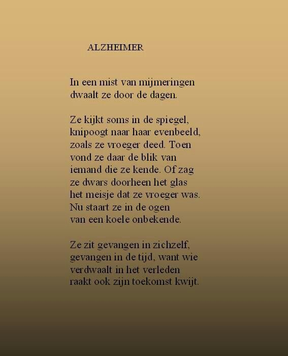 Gedicht....