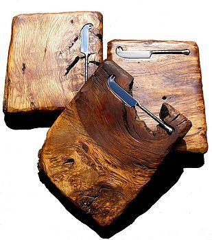 Cheeseboard - Character Oak ---for bry