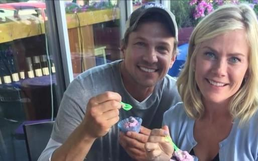 The Irresistible Blueberry Farm, Marc Blucas & Alison Sweeney