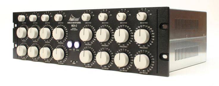 Prism Sound Maselec MEA-2 Mastering Equaliser