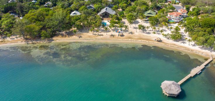 beachfront homes for sale in roatan honduras
