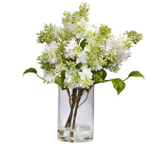Ideas para decorar con flores artificiales 3
