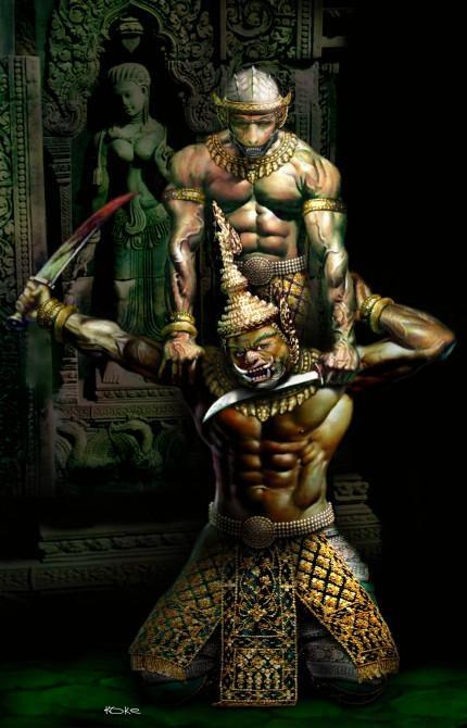 Character Design Hanuman : Angkor wat records vi pinterest monkey king