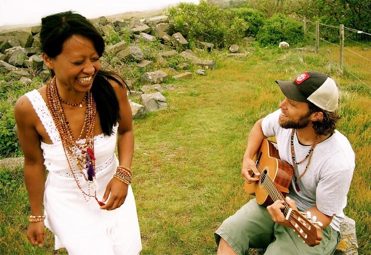 Happy Photo Shoot with Chanti & Martin.  Chanti is yoga teacher at www.yogaislife.nl