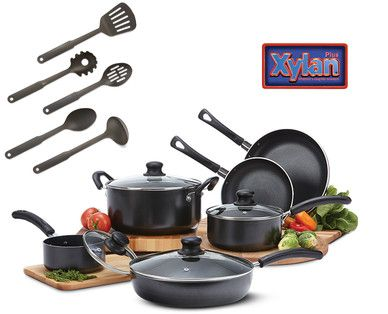 ALDI Crofton 15-Piece Cookware Set **NOT RECOMMENDED