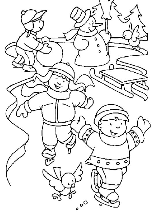 1121 best Eseményképek images on Pinterest Articulation therapy - new snow coloring pages preschool