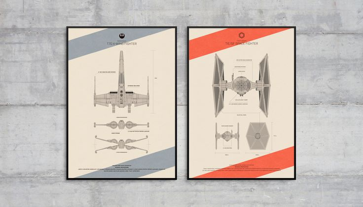 Star Wars The Force Awakens Special Edition posters #starwars #poster #cartel #theforceawakens #xwing #xwingfighter #tie #tiefighter