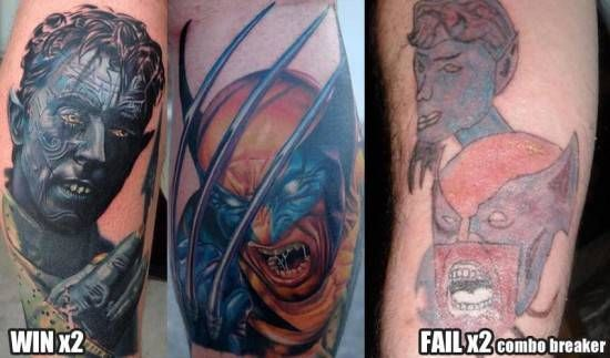 You get what u pay for awe tattoos pinterest for Most expensive tattoo artist