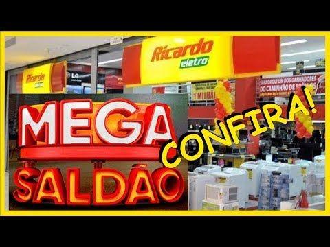 Saldao Aproveite Para Conferir No Ricardo Eletro Youtube