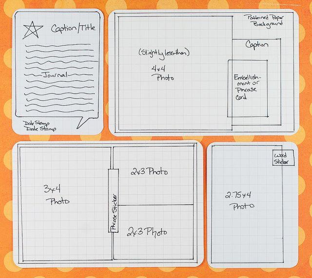 project life 2013 | week 19 {citrus twist kits)