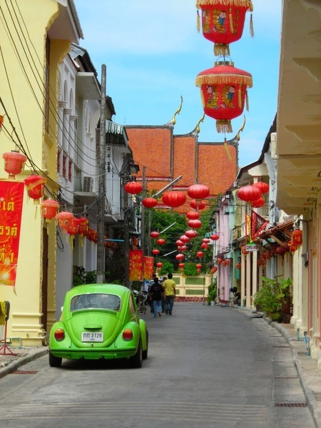 #Old_Town_Phuket, #Thailand http://directrooms.com/thailand/hotels/phuket-hotels/city-price1.htm
