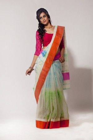 Check out the latest collection of silk kota sarees online at Aavaranaa.