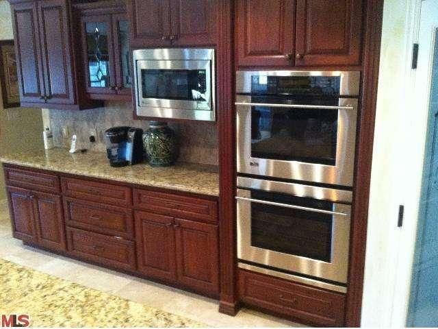 Best 25 double ovens ideas on pinterest double oven for Double oven and microwave cabinet