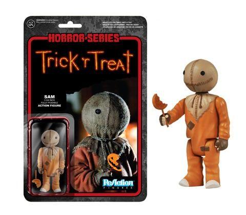 ReAction: Horror - Sam (Trick'R Treat)