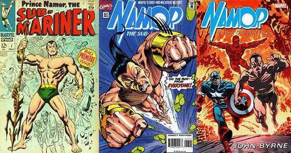Anche NAMOR il Sub-Mariner potrebbe entrare nell'Universo Cinematico Marvel