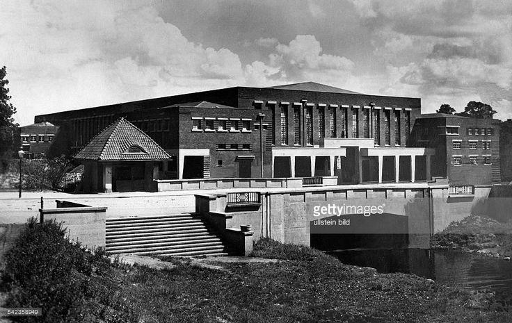 Das Haus der Deutschen Technik, 1925