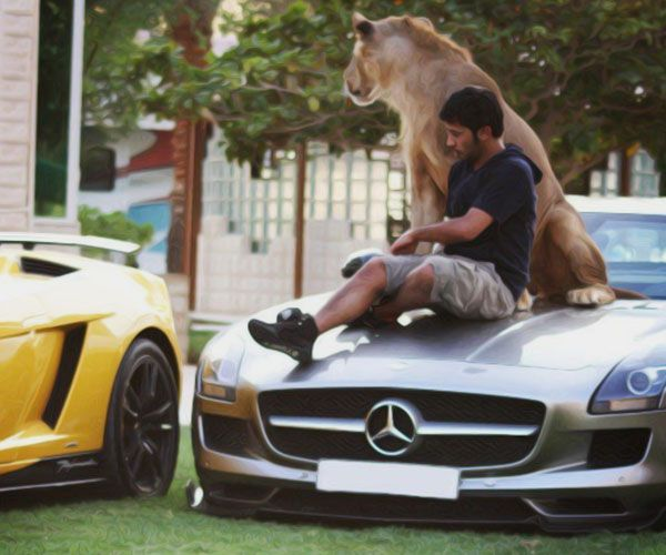 19 Foto Yang Menunjukan Gaya Hidup Mewah Dan Gila di Kota Dubai