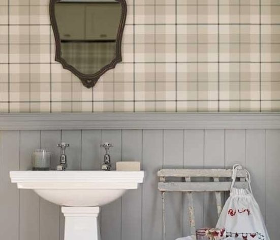 11 best plaid wall paint images on Pinterest | Wall ...