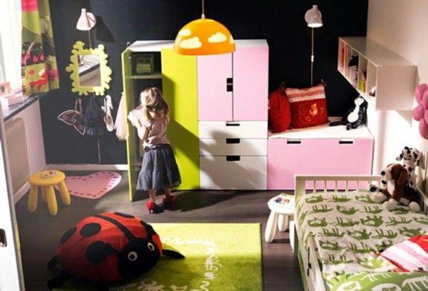 Ikea Children's wardrobe for modern family!