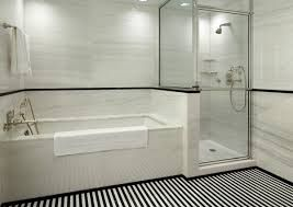black and white pattern bathroom tile google search