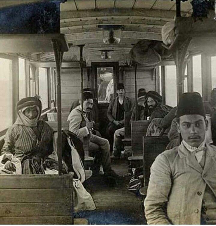 Osmanlı hicaz demiryolu yolcuları