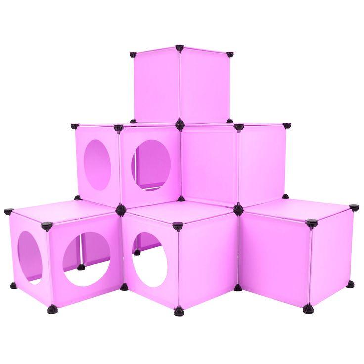 XL DIY Cat Cube House