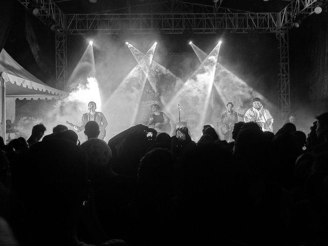 Sore at Joyland Festival. #latepost