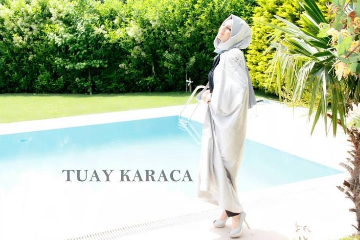 Tuay Karaca Turkish Hijab