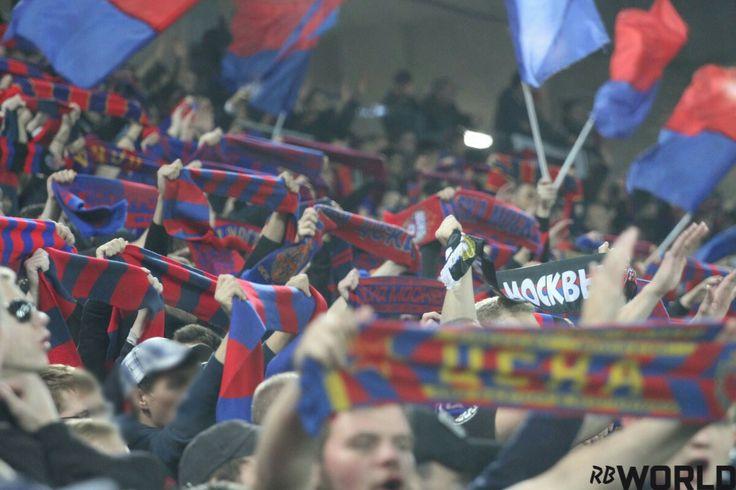 CSKA Moscow fans