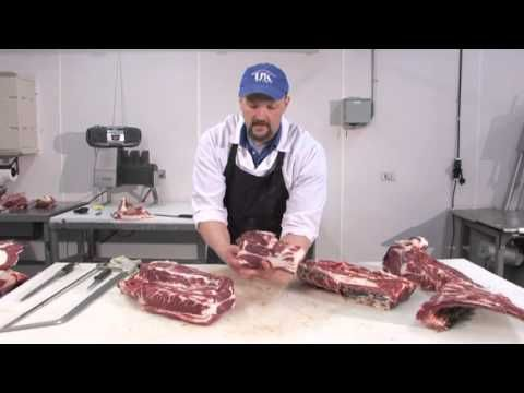 Perfect Beef Retail Fabrication   YouTube