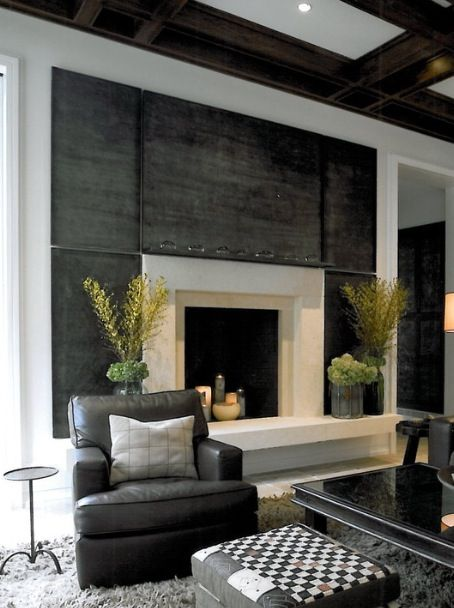 173 best Chimeneas / Fireplace images on Pinterest   Home ...