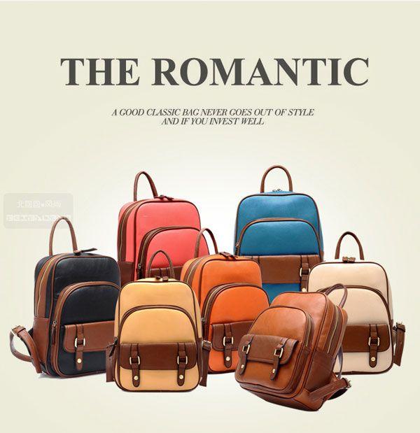 Retro College Style Backpacks|Fashion Backpacks - Fashion Bags|ByGoods.com