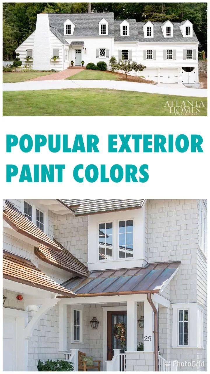 10 Popular Sherwin Williams Exterior Paint Colors Gray House Exterior Brick Exterior House House Paint Exterior
