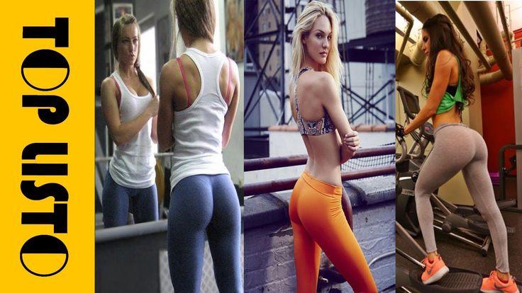 Top 10 Hottest Celebrities in Yoga Pants   Women in Yoga Pants