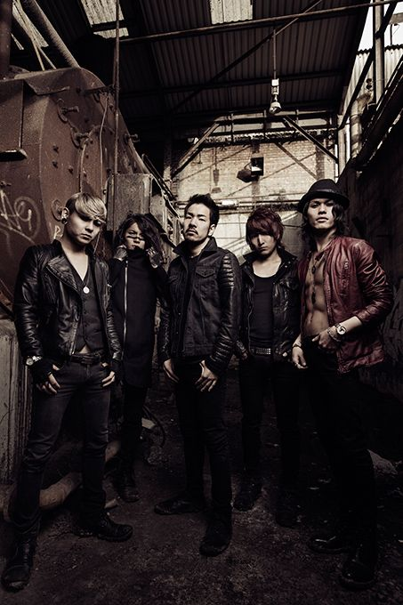Crossfaith....got to meet the lead singer at warped tour!!! :))
