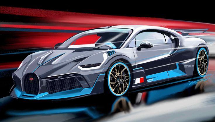 Bugatti Divo in 2020 Bugatti, Sports cars, Car