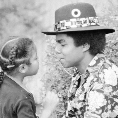 Janet Jackson and Tito Jackson