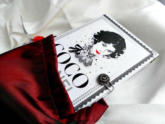 Chanel Book Purse - Chanel Clutch - Fashion Book Handbag - Chanel Bag - Book Cover Handbag - UK Book Purse by Bookarelli on Etsy https://www.etsy.com/listing/258507261/chanel-book-purse-chanel-clutch-fashion