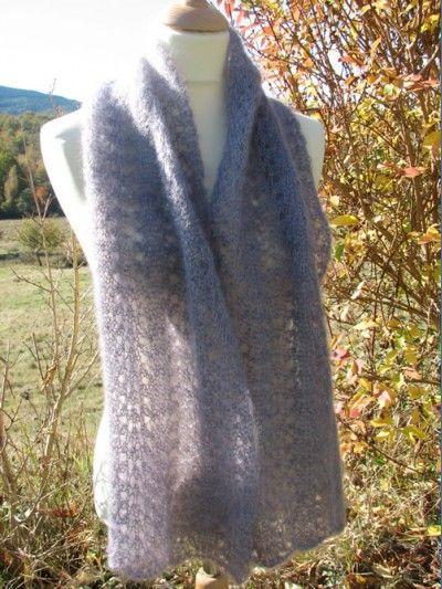 Kit à tricoter Merveille mohair