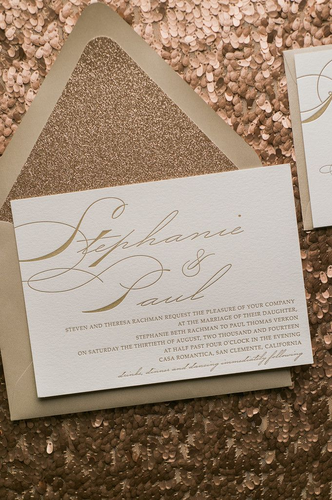 Stephanie suite styled glitter package modern