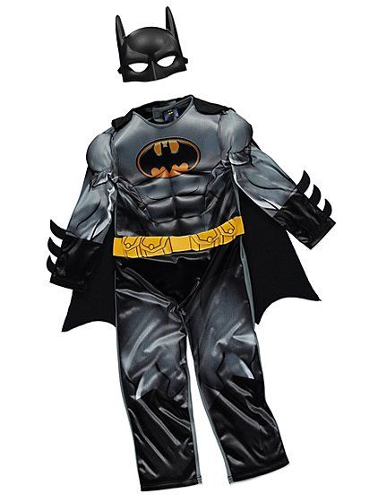 Batman Fancy Dress Costume, read reviews and buy online at George at ASDA. Shop from our latest range in Kids. Your little superhero will be all set to stalk...