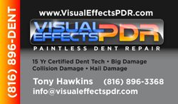 Visual Effects PDR on Dent Tech Business Makeover