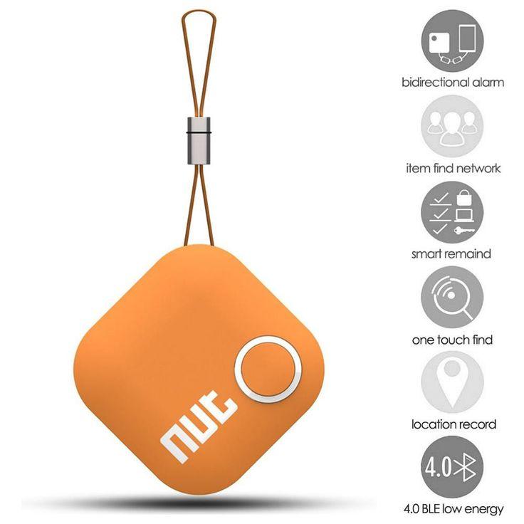 Bluetooth Key Finder Smart Tracker Nut2 Smart iTag Wireless Llavero Anti Perdida Locator Luggage Tracker