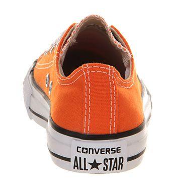 Converse All Star Low Youth Exuberance Orange - Unisex