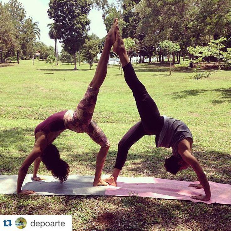 Le yoga à deux