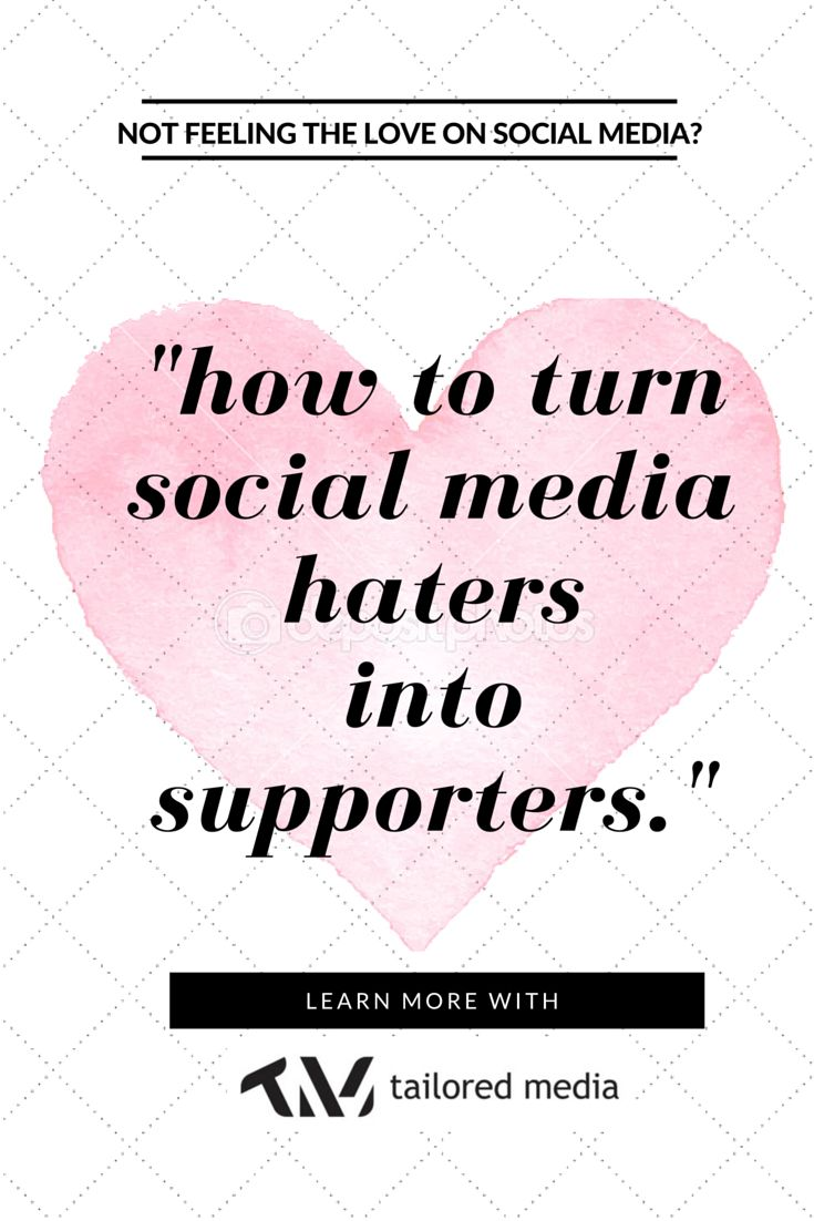 Social interaction is key to building loyalty and advocacy with your followers.    No matter how good your product or service is, we will all experience a negative comment through social media at some point in time.