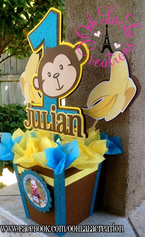 1000 Ideas About Monkey Decorations On Pinterest Lion King Party Lion King Birthday And