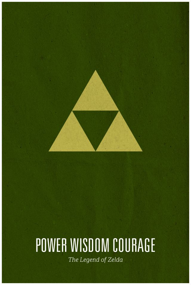 Minimalist Classroom Zelda : Analagous the legend of zelda yellow and green hues make